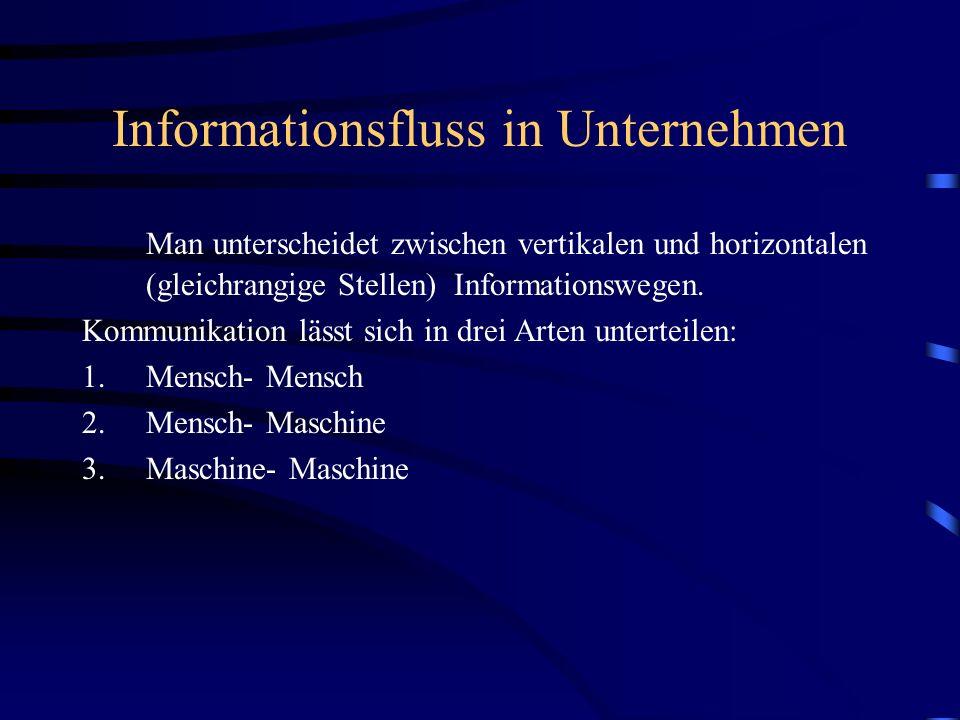 Dabei ist am wichtigsten, dass das Informationssystem aktuelle Basisdaten in wichtige und wertvolle Daten für das Management verdichtet.