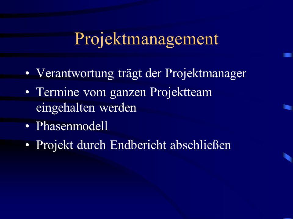 Schwachstellenanalyse Personalprobleme Organisationsprobleme Terminprobleme Informationsprobleme Organisationsniveau und Führungsstil