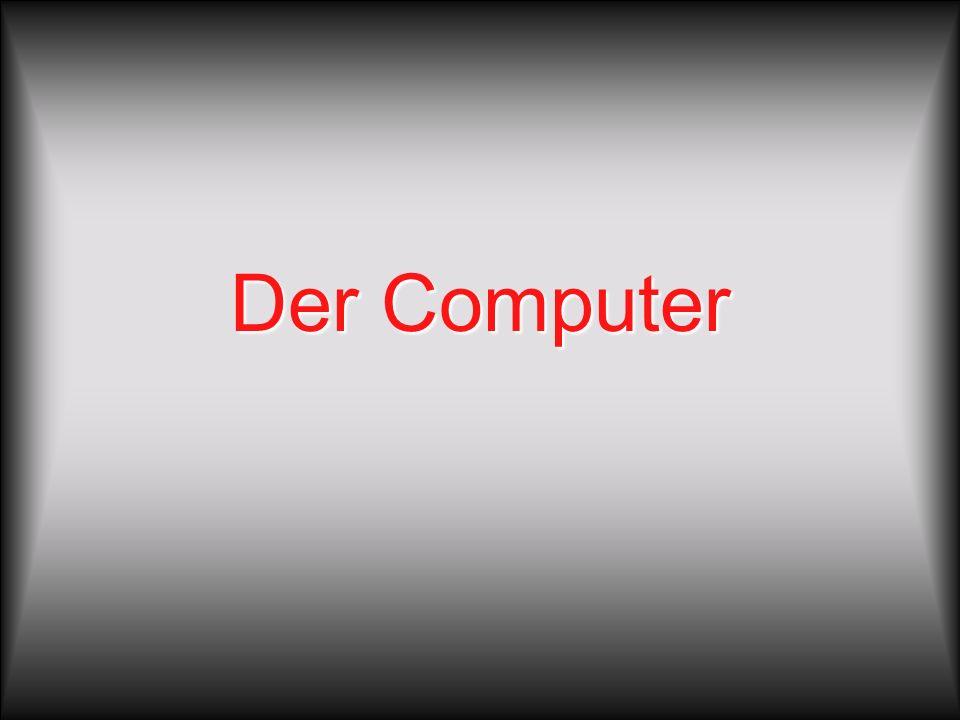 Das EVA - Prinzip Das EVA - Prinzip ist notwendig, um ein Computernetzwerk zu betreiben.