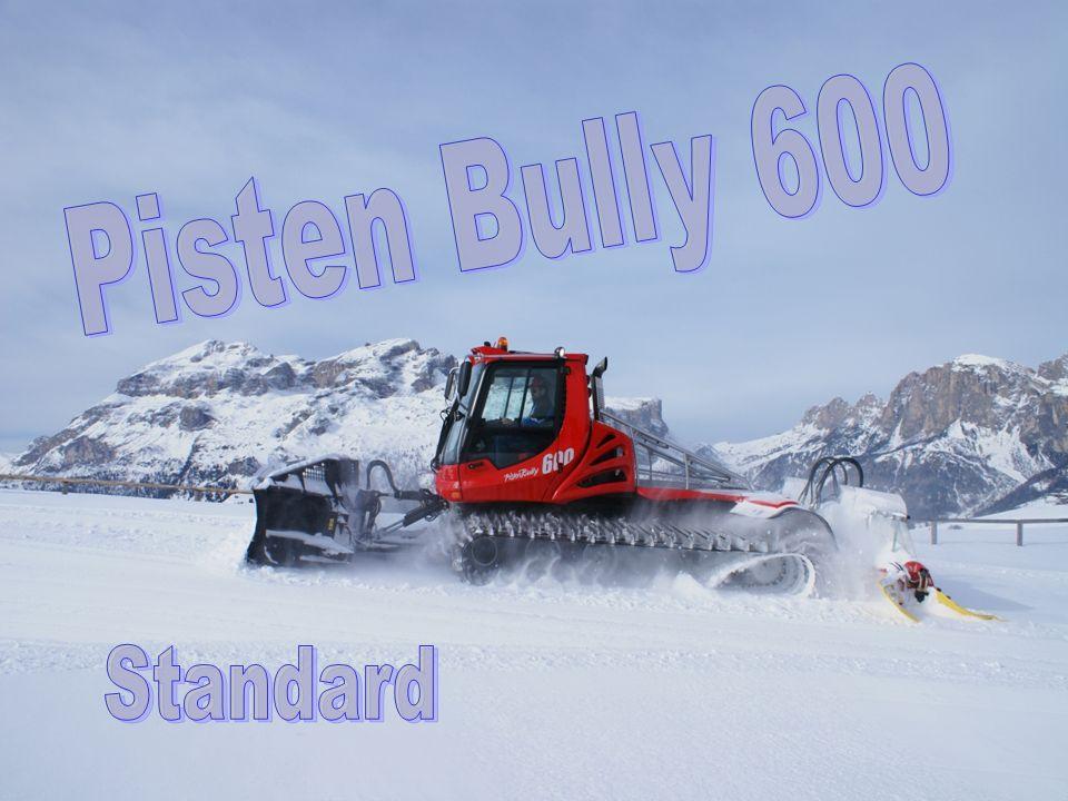 Übersicht  Einsatzmöglichkeiten  Technische Details  Weitere Versionen  W-Version  Park-Version  Polar-Version  Vorteile  Firma Pisten Bully