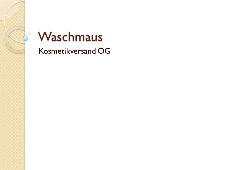 Waschmaus Kosmetikversand OG