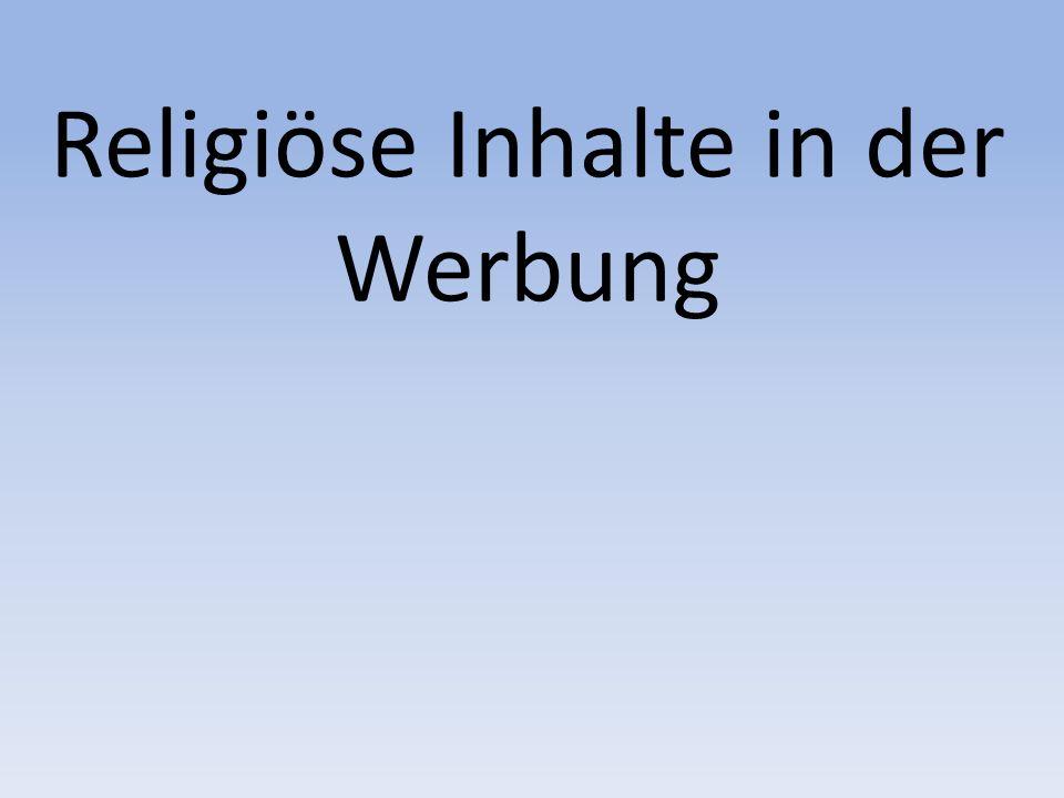 Welche religiösen Personen gibt es in der Realität.