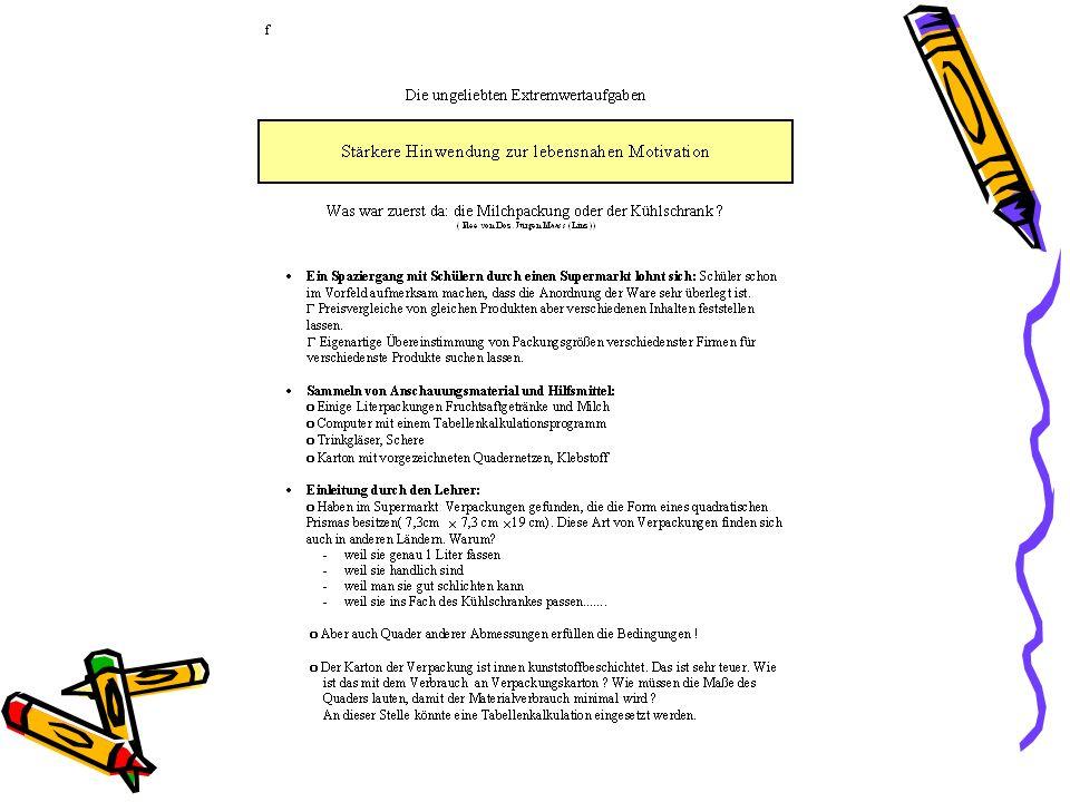 10 Merkmale Situationsbezug Orientierung an den Interessen der Beteiligten Selbstorganisation, Selbstverantwortung Praxisrelevanz