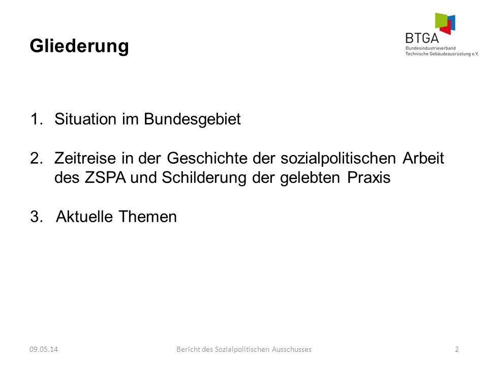 1.Situation im Bundesgebiet 2.