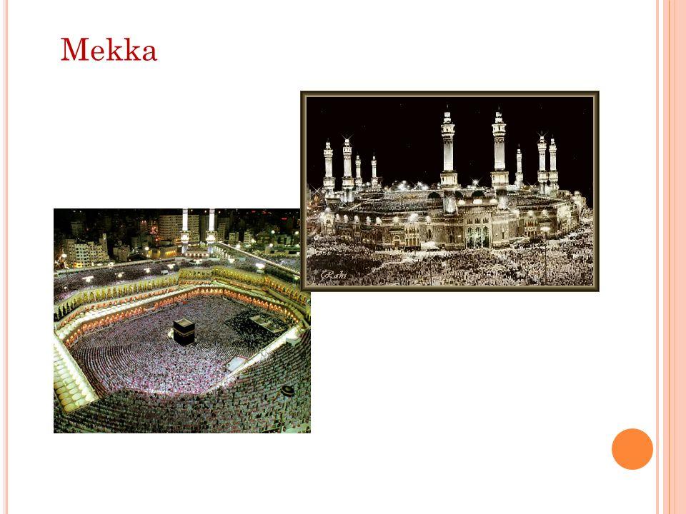 D IE F ÜNF S ÄULEN 1.Schahada (islamisches Glaubensbekenntnis) 2.