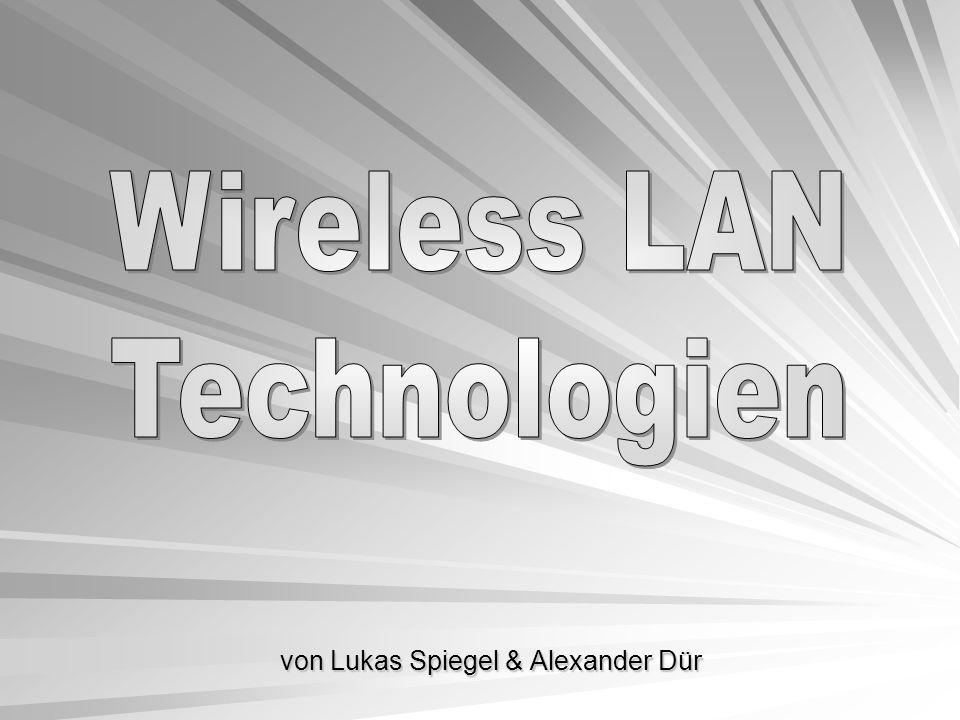 Inhaltsverzeichnis  W-LAN im Detail  Geschichte vom W-LAN  WLAN Standards  Funktionsweise von 802.11 (überarbeiten)  WLAN-Komponeten  Funktionsweise von Acess Points  IP Roaming  Beispielanwendung