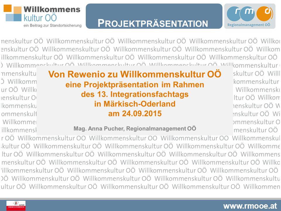 www.rmooe.at P ROJEKTPRÄSENTATION