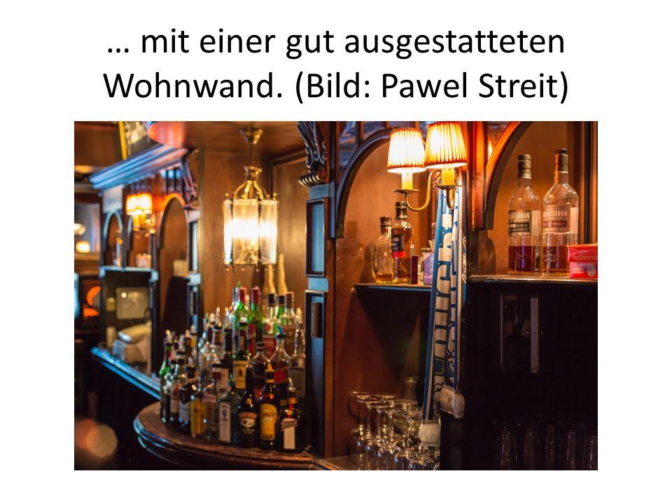 Die «wonderbar» in der Burgerstrasse lässt das FCL-Herz höher schlagen… (Bild: Pawel Streit)