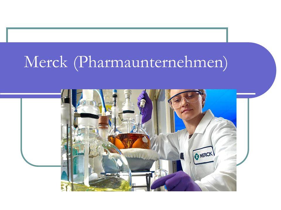 Merck (Pharmaunternehmen)