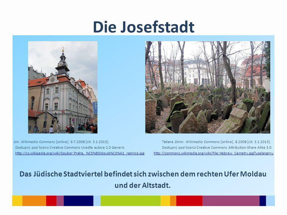 Die Josefstadt Jim. Wikimedia Commons [online]. 9.7.2008 [cit.