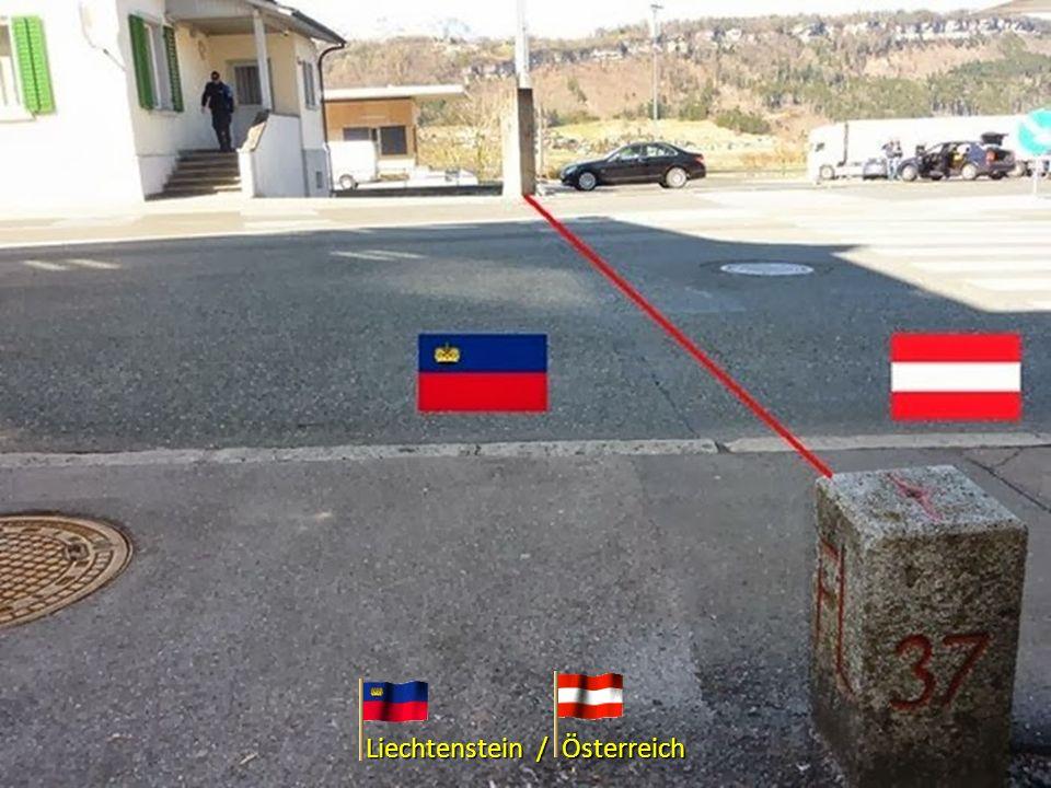 Liechtenstein / Österreich