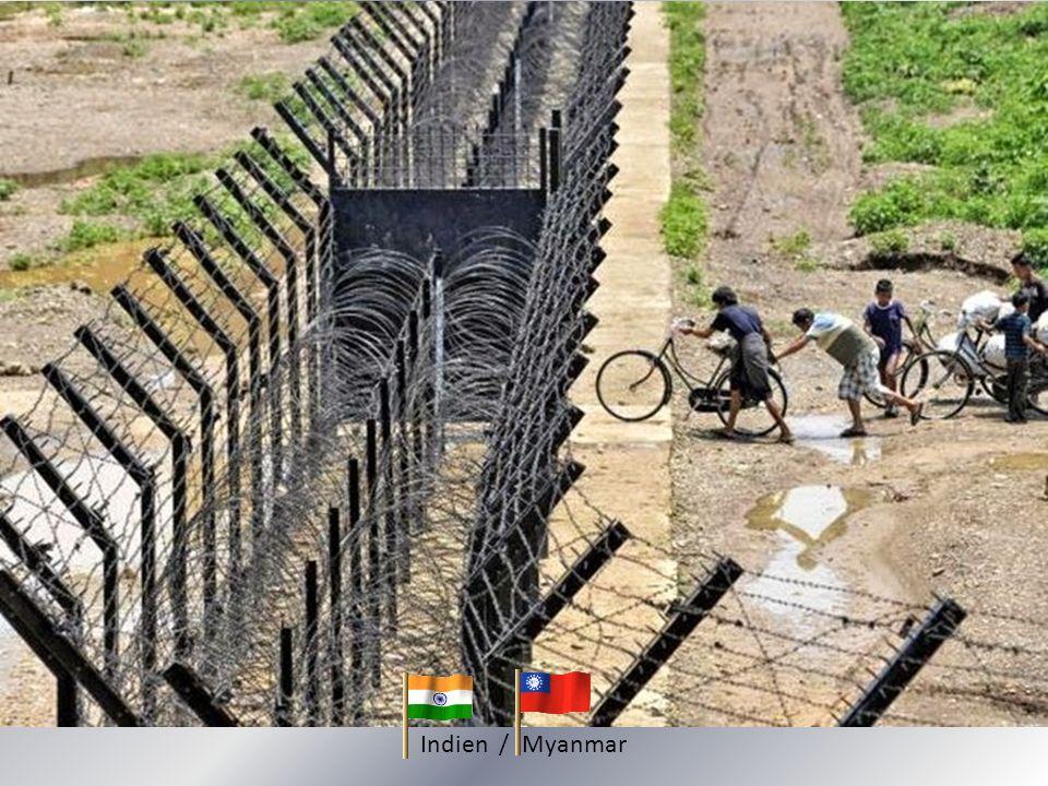 Indien / Myanmar