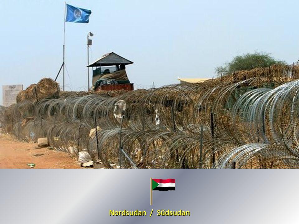 Nordsudan / Südsudan