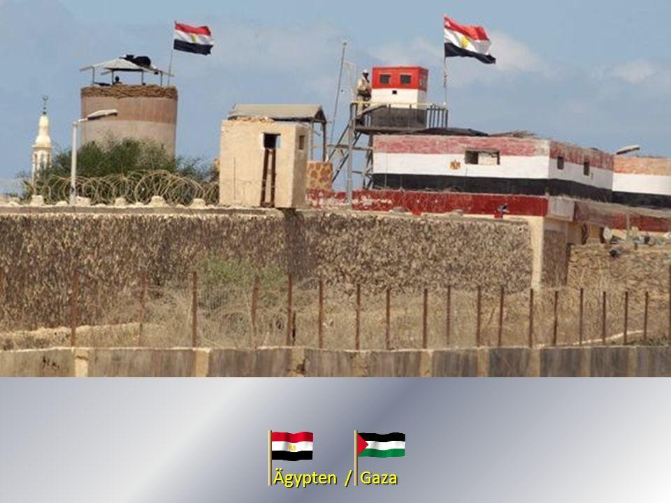 Ägypten / Gaza