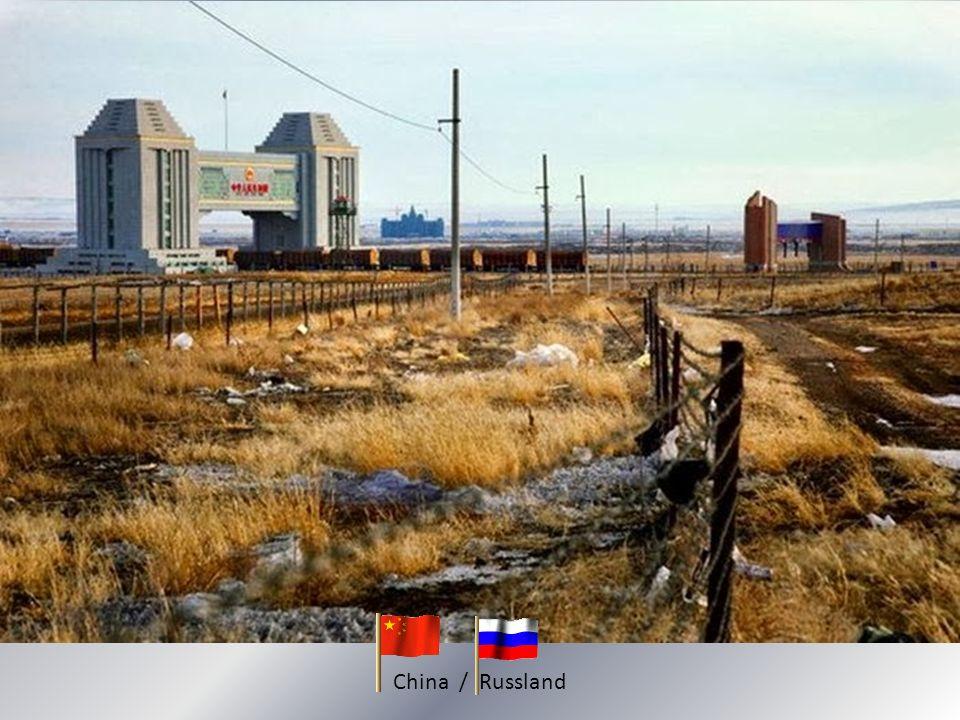 China / Russland