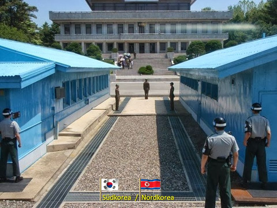 Südkorea / Nordkorea