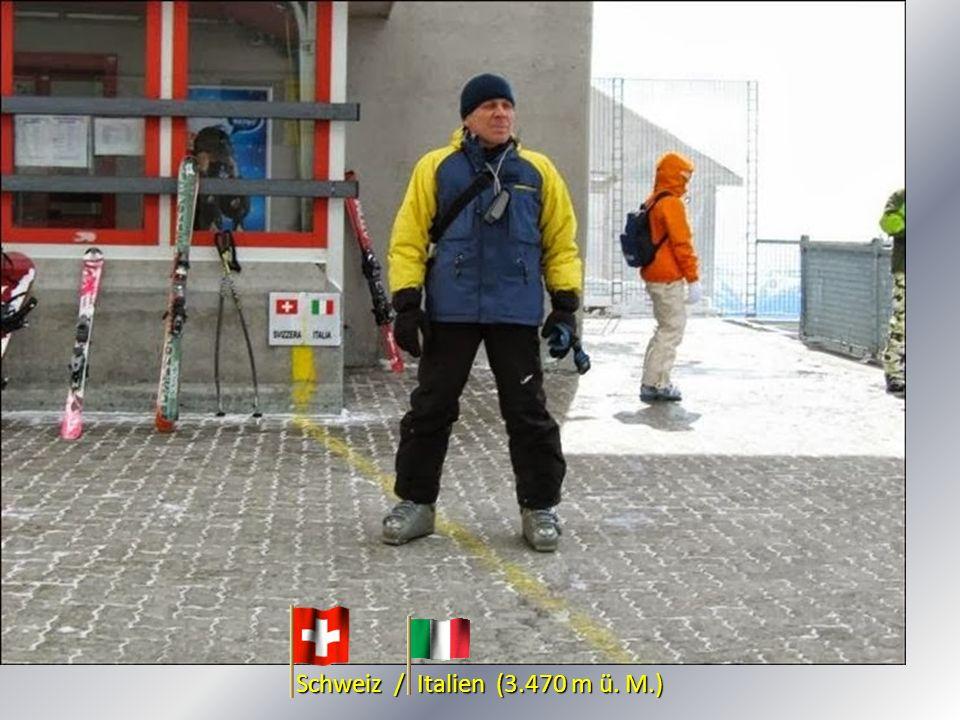 Schweiz / Italien (3.470 m ü. M.)