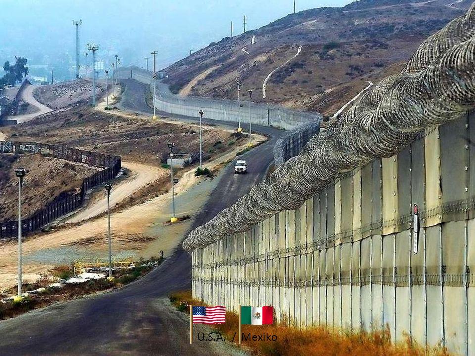 U.S.A. / Mexiko