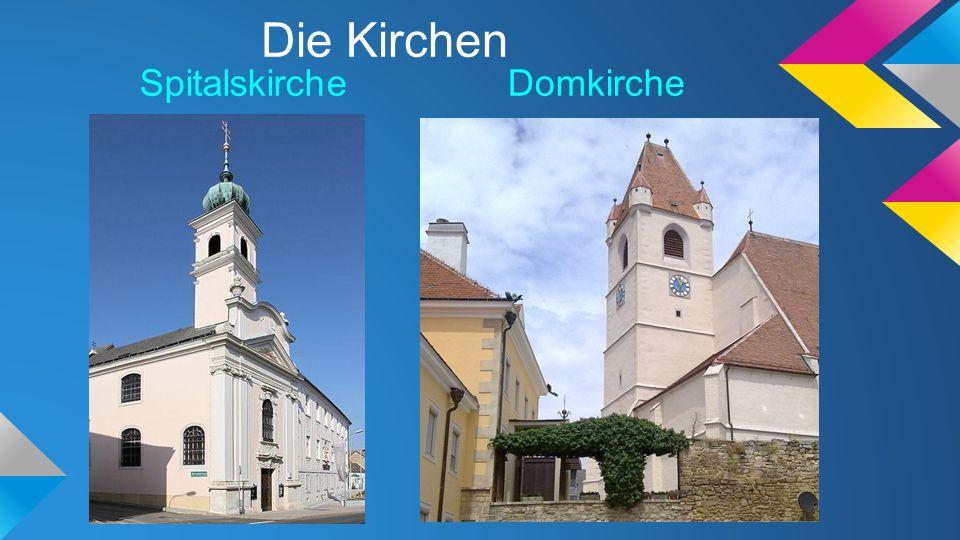 Spitalskirche Domkirche Die Kirchen