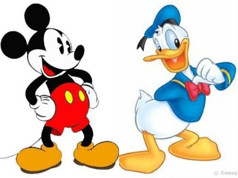 Entwicklung von Disney 1923 ging Disney nach Los Angeles  produzierte erste Trickfilme 1927 wurde Mickey Maus von Iwerks geschaffen  somit gelang de