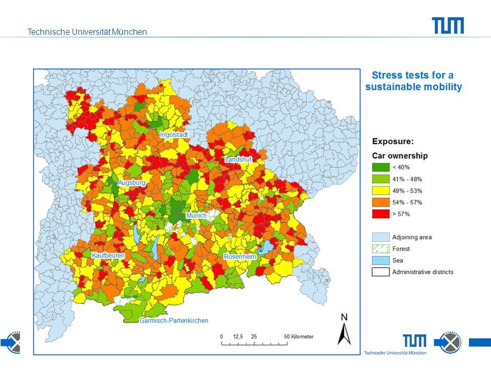 Technische Universität München Exposure: Car ownership