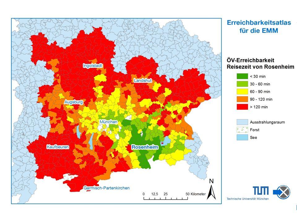 Technische Universität München Stand heute - Ergebnisse