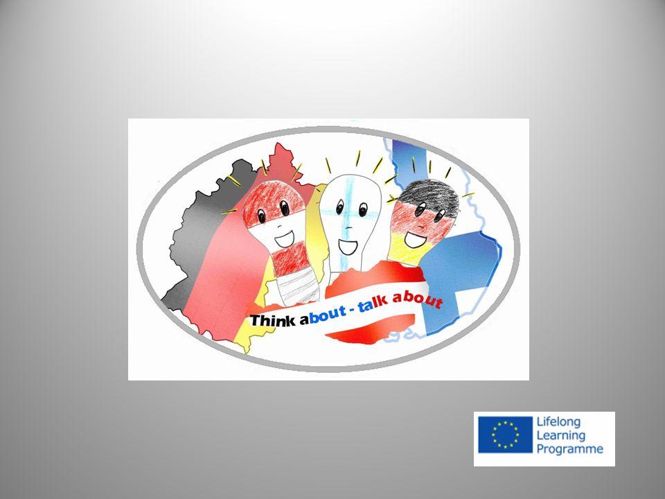 Haftungsausschluss Dieses Projekt wurde mit Unterstützung der Europäischen Kommission finanziert.