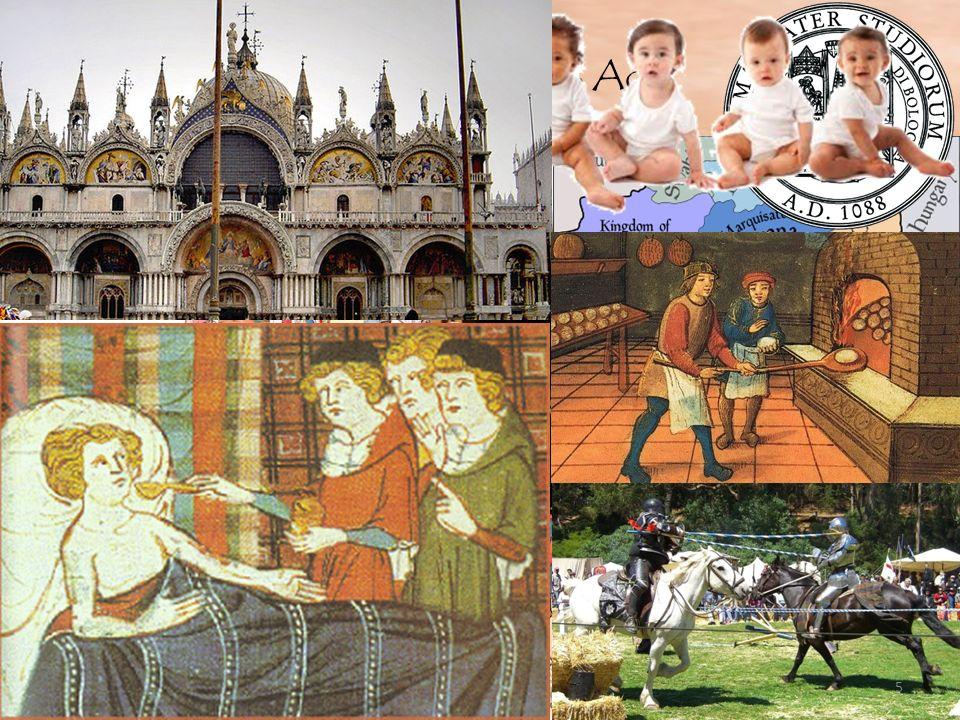 Italy 1000 Years Ago 5