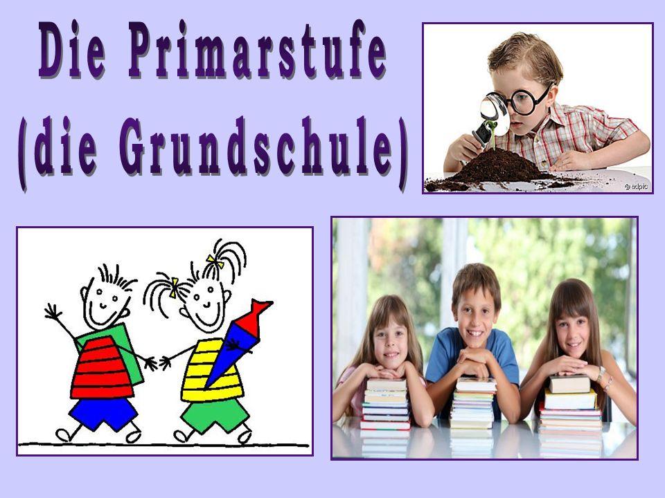 Im Alter von sechs Jahren werden die Kinder in Deutschland schulpflichtig.