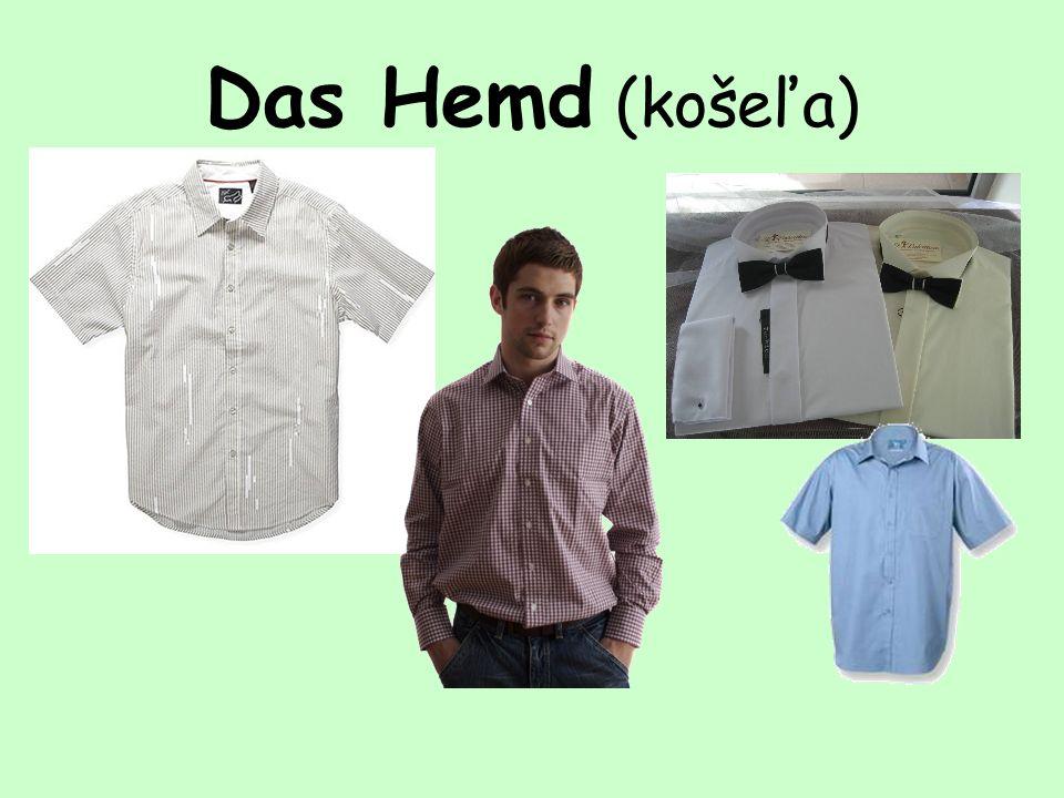 Das Hemd (košeľa)