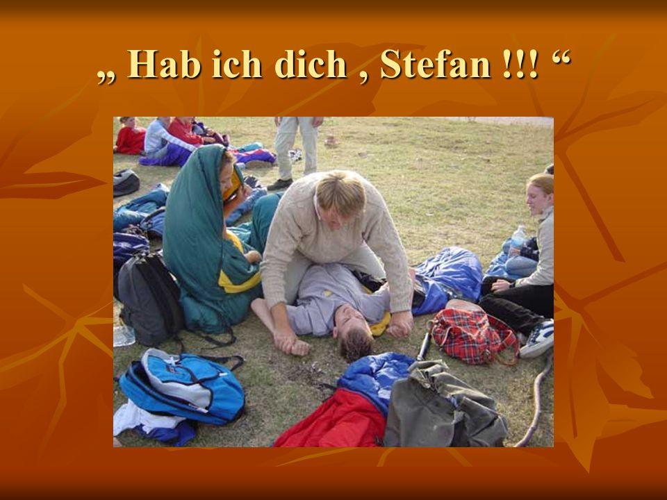 """""""Friss oder stirb, Kleiner !!!"""