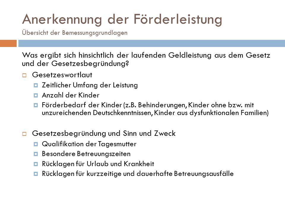 Elternbeitrag Zuwendungen Bund  Höchstgrenze der Elternbeiträge bei 20 % der Kosten.