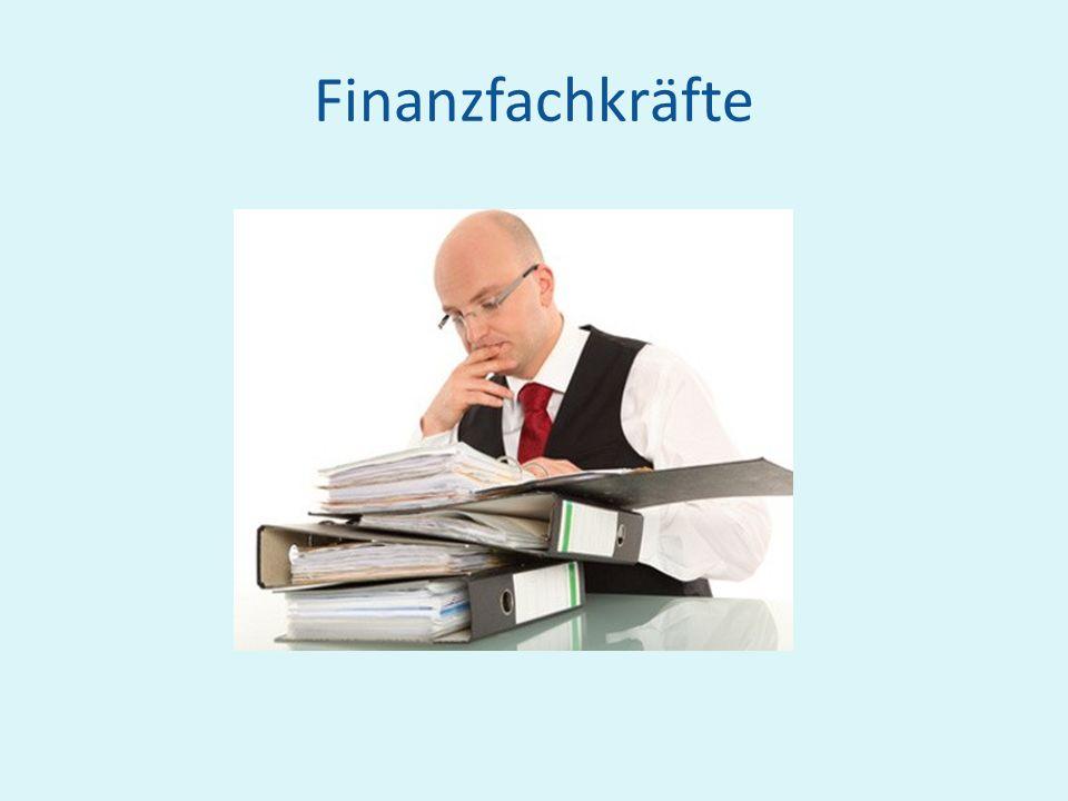 Finanzfachkräfte