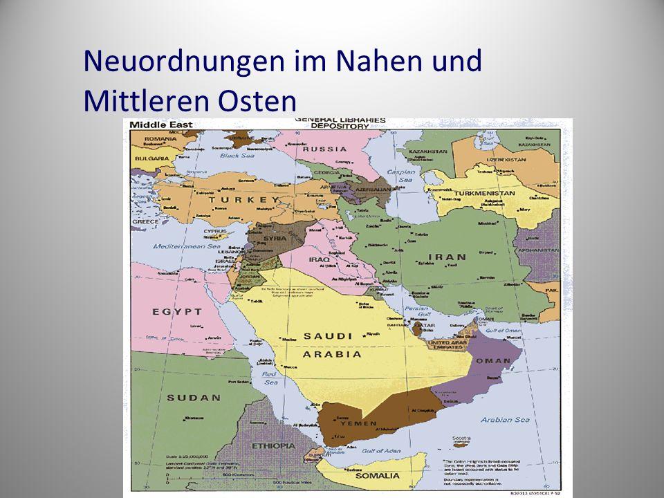 Bedingungen nach 1945 Holocaust und Weltmeinung Interesse der US-Regierung an weiterer Immigration Jüdische Terrorkampagne Zunehmende Unregierbarkeit Kein koordinierter palästinensischer Widerstand