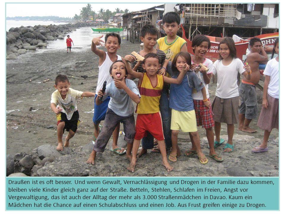 Wie wird den Kindern geholfen?