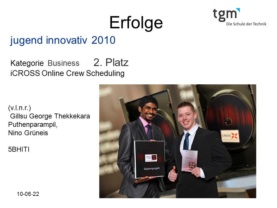10-06-22Konferenz Erfolge jugend innovativ 2010 Kategorie Business 2.