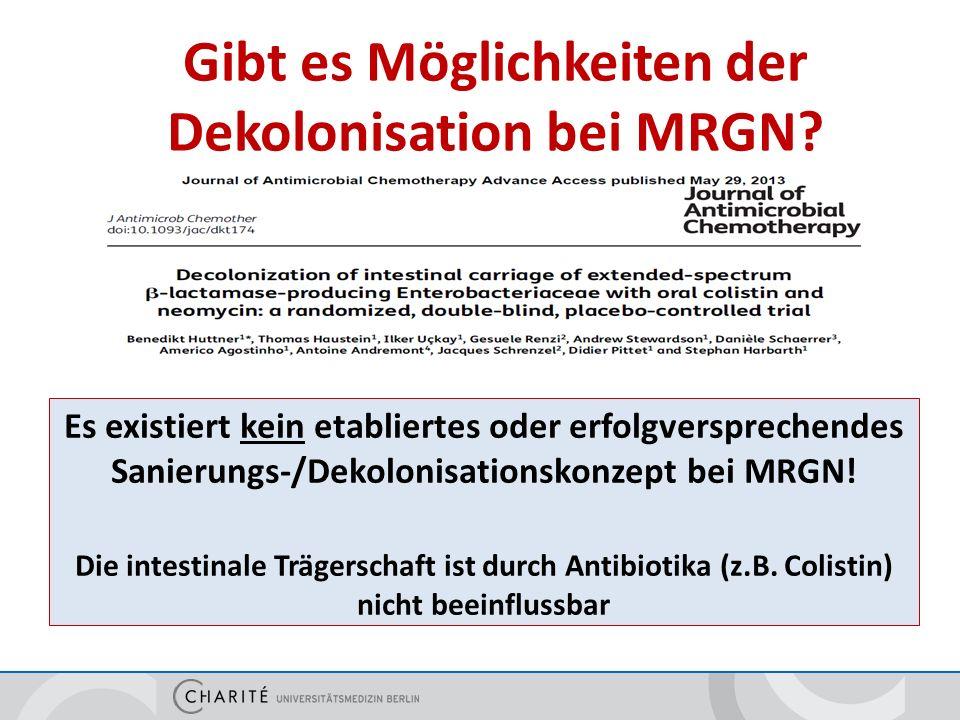 Es existiert kein etabliertes oder erfolgversprechendes Sanierungs-/Dekolonisationskonzept bei MRGN.