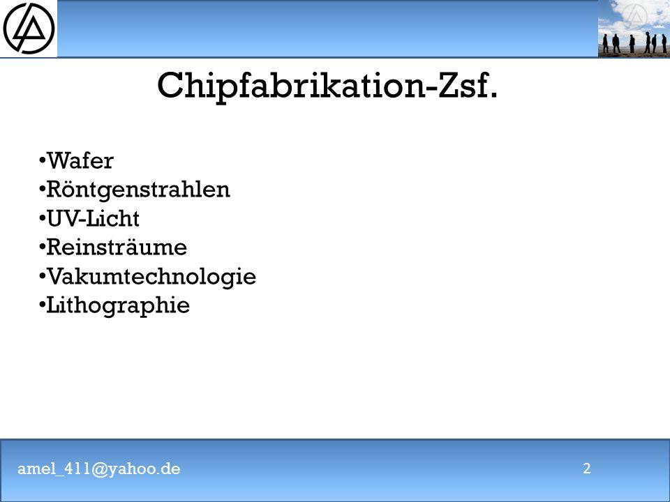 amel_411@yahoo.de 33 Chip-Fabrikation; weiterführende Links http://translate.google.at/translate?hl=de&sl=en&u=http://www.nanowe rk.com/news/newsid%3D12646.php&ei=s7EWS8ixJKXsmgOhlL2LBw&sa =X&oi=translate&ct=result&resnum=3&ved=0CBsQ7gEwAg&prev=/sear ch%3Fq%3Dchip%2Bfabrication%26hl%3Dde%26lr%3D%26sa%3DX http://www.amd.com/de/products/desktop/chipsets/7-series- discrete/Pages/7-series-discrete-chipsets.aspx http://www.intel.com/cd/corporate/pressroom/emea/deu/423877.htm http://www.intel.com/cd/corporate/education/emea/deu/154588.htm http://www-05.ibm.com/de/pov/chips/index.html