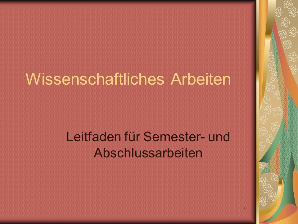 2 Literatur Eco, Umberto (1990): Wie man eine wissenschaftliche Abschlussarbeit schreibt: Doktor-, Diplom- und Magisterarbeit in den Geistes- und Sozialwissenschaften.