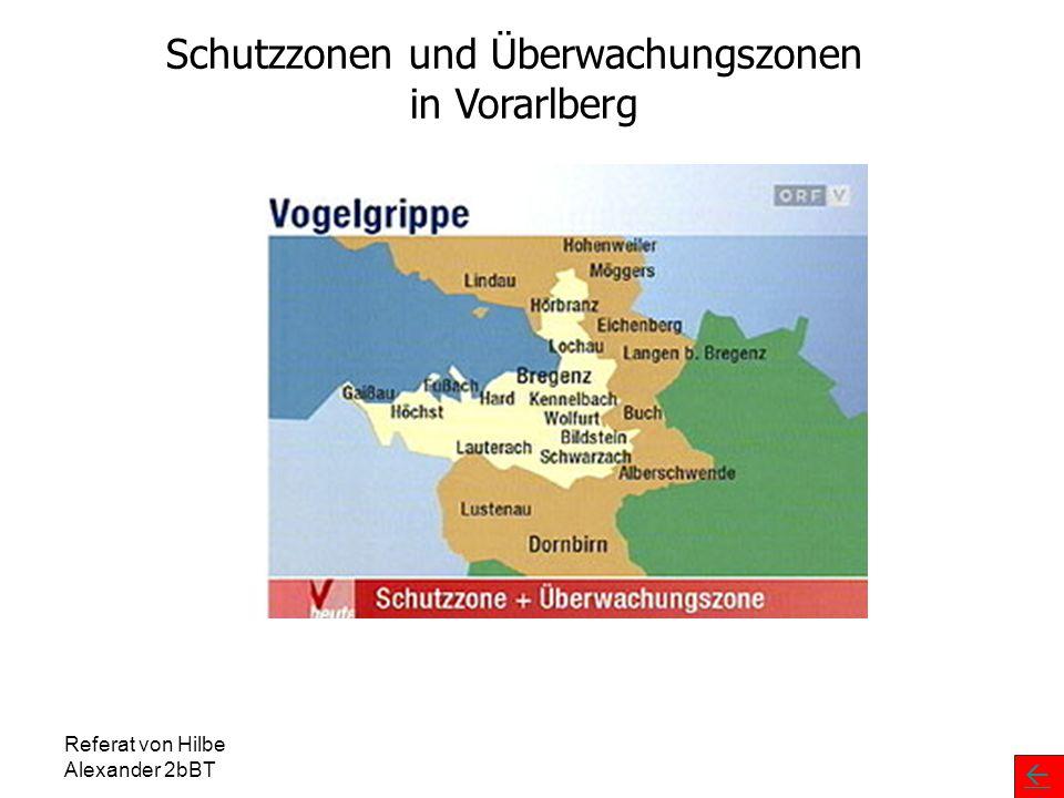Referat von Hilbe Alexander 2bBT Schutzzonen und Überwachungszonen in Vorarlberg 