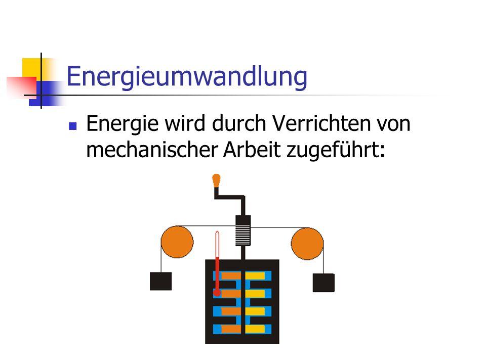 Energieumwandlung Energiebilanz am Beispiel eines Gases: Auf den Button klicken um zur Info im Internet zu gelangen.