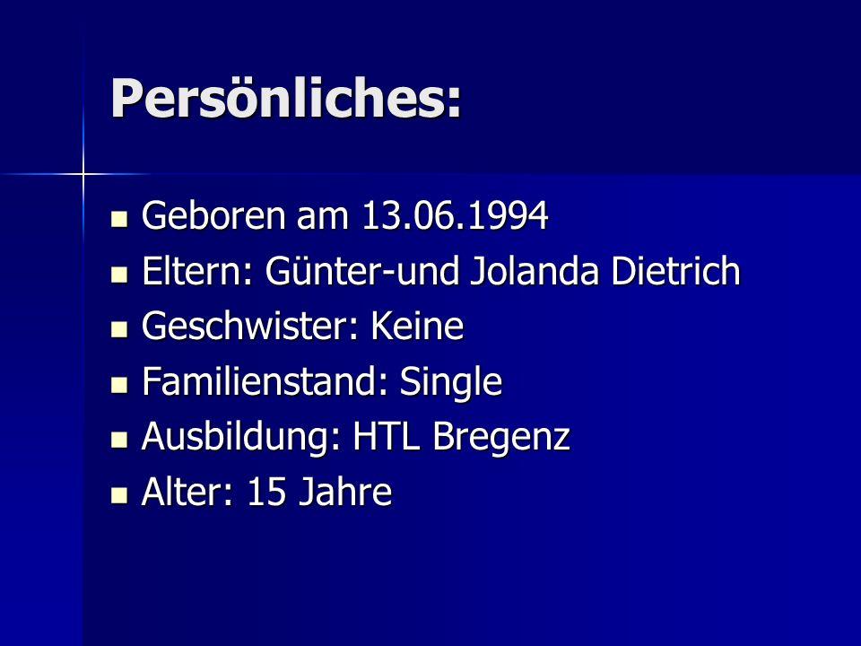 """Heimatort: Postleitzahl: 6923 Postleitzahl: 6923 Name: Lauterach Name: Lauterach Straße: Bachgasse 8d Straße: Bachgasse 8d Der Name """"Lauterach kommt von """"Lauter-Bach und bedeutet """"Sauberer-Fluss(Bach) Der Name """"Lauterach kommt von """"Lauter-Bach und bedeutet """"Sauberer-Fluss(Bach) Das Lauteracher Wappen!"""