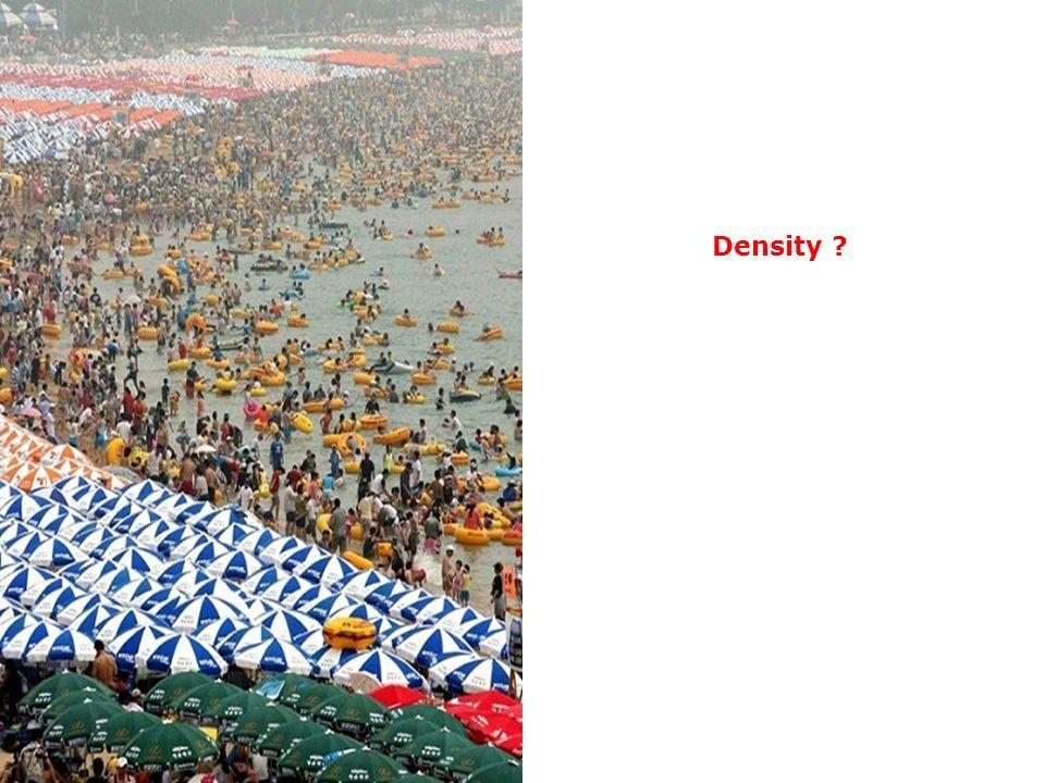 Density ?