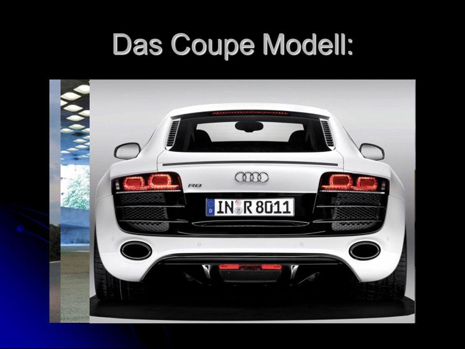 Das Coupe Modell: