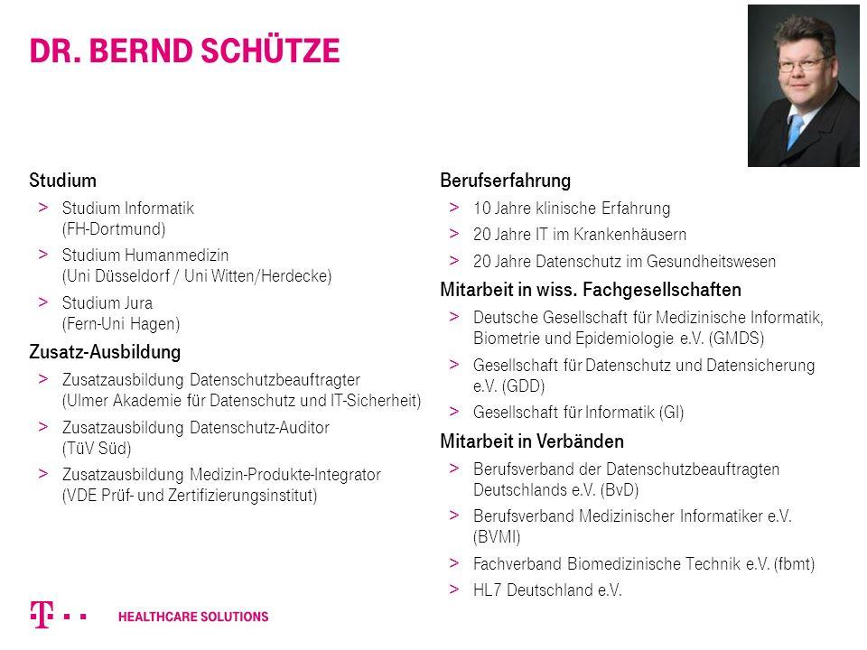 """Werbeblock """"IHE Deutschland Elektronische Akten und das IHE-Cookbook  Zielsetzung: Aktenbasierte einrichtungsübergreifende Bild- und Befund- Kommunikation  Erarbeitung von Umsetzungsempfehlungen  Einrichtungsübergreifende elektronische Patientenakte (eEPA)  Persönliche einrichtungsübergreifende elektronische Patientenakte (PEPA)  Fallbezogene einrichtungsübergreifende elektronische Patientenakte (eFA)  Berücksichtigung der deutschen Sicherheitsanforderungen und Vokabularien, insbesondere datenschutzrechtliche Anforderungen  Öffentlich verfügbar (http://wiki.hl7.de/index.php/IHE_DE_Cookbook)http://wiki.hl7.de/index.php/IHE_DE_Cookbook  Derzeit in Überarbeitung,  Mitarbeit erwünscht!!."""