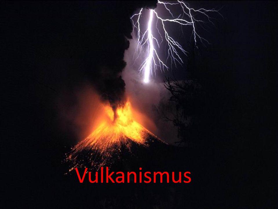 Inhaltsverzeichnis Allgemeines – Was versteht man unter Vulkanismus.