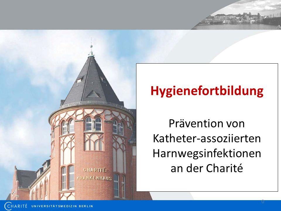 41 Stichprobe HWK-Indikationen auf Normalstationen Total: 57 Mittlere Katheter-Tage pro Patient: 11,2 Z.