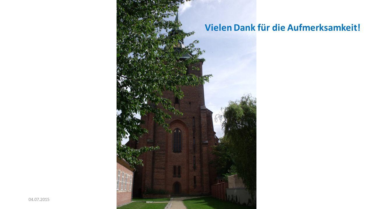 Kirche vor Ort - Pfarreikulturen im vormodernen Europa Vielen Dank für die Aufmerksamkeit!