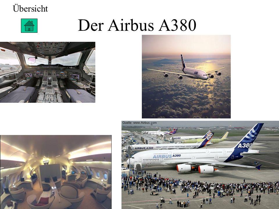 Die Konkurrenz......die Boeing 747 Übersicht