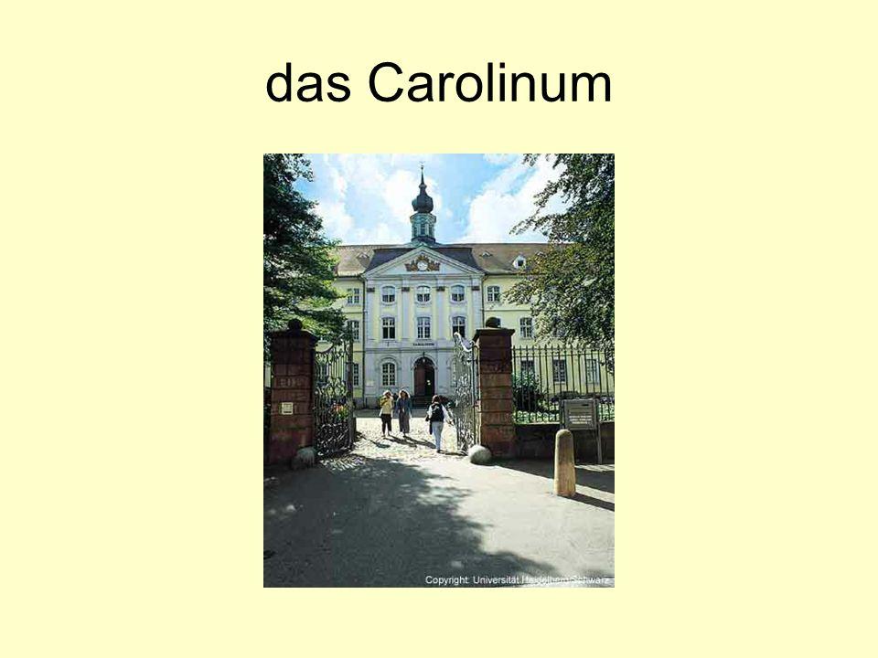 das Carolinum